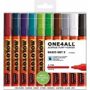 MOLOTOW - ONE4ALL ACRYLIC MARKER 227 HS, Basic-Set 2